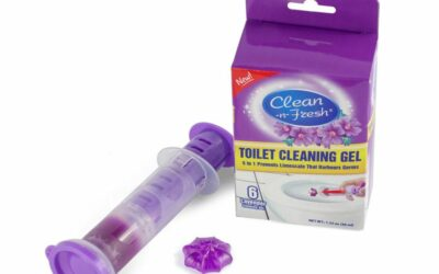 Fresh Gel Toilet Cleaning Stamp (6 Stamp)